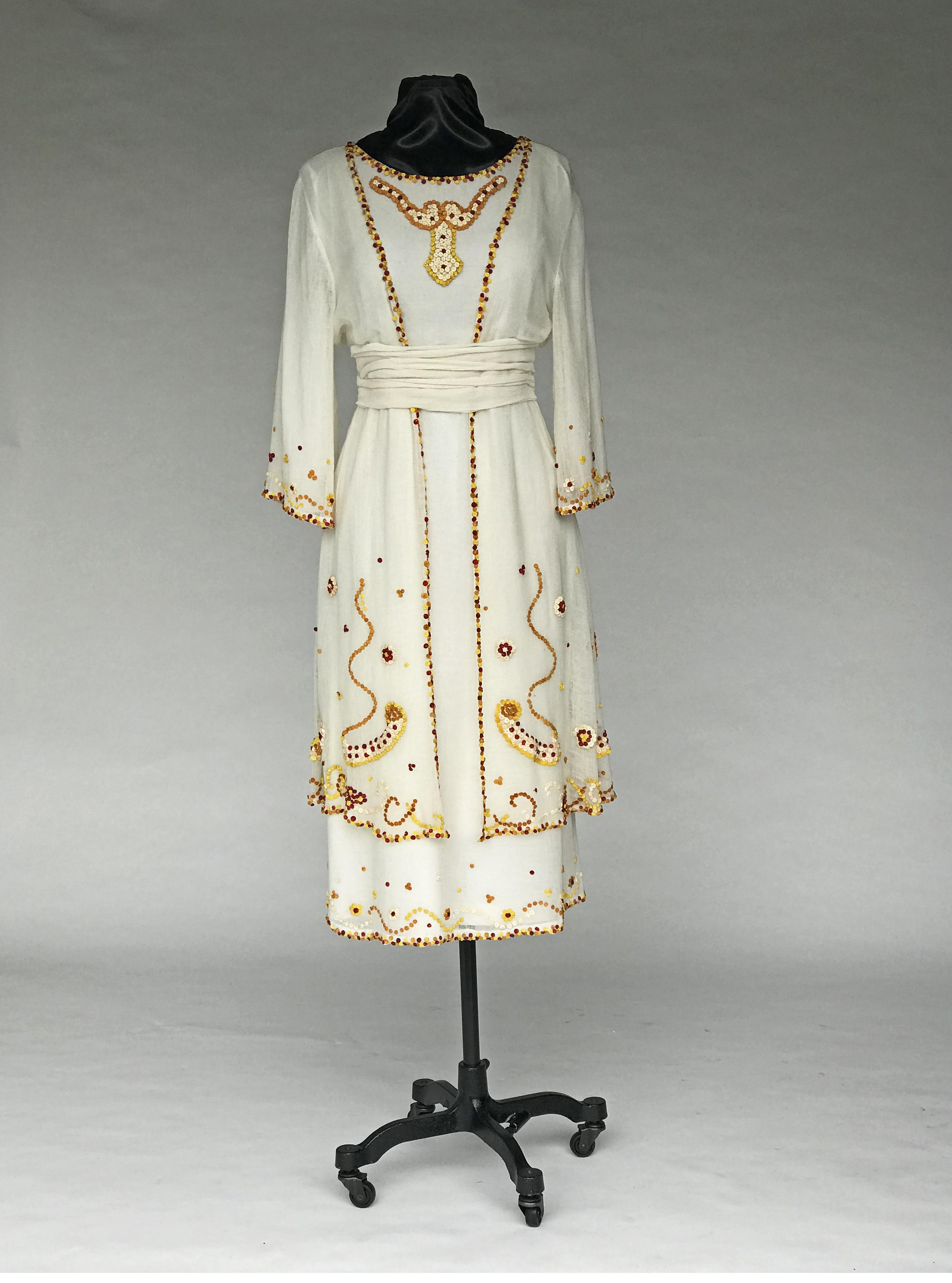 Citrus Lace Dress