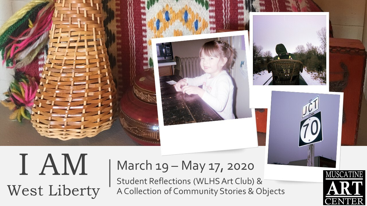 I AM West Liberty: Student Reflections and A Collection of Community Stories and Objects Image