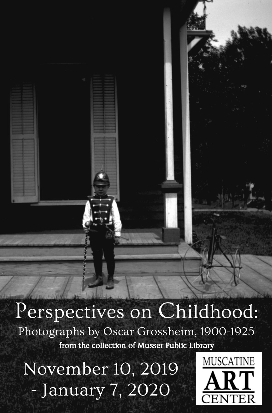 Perspectives on Childhood 2019 Post Card Front