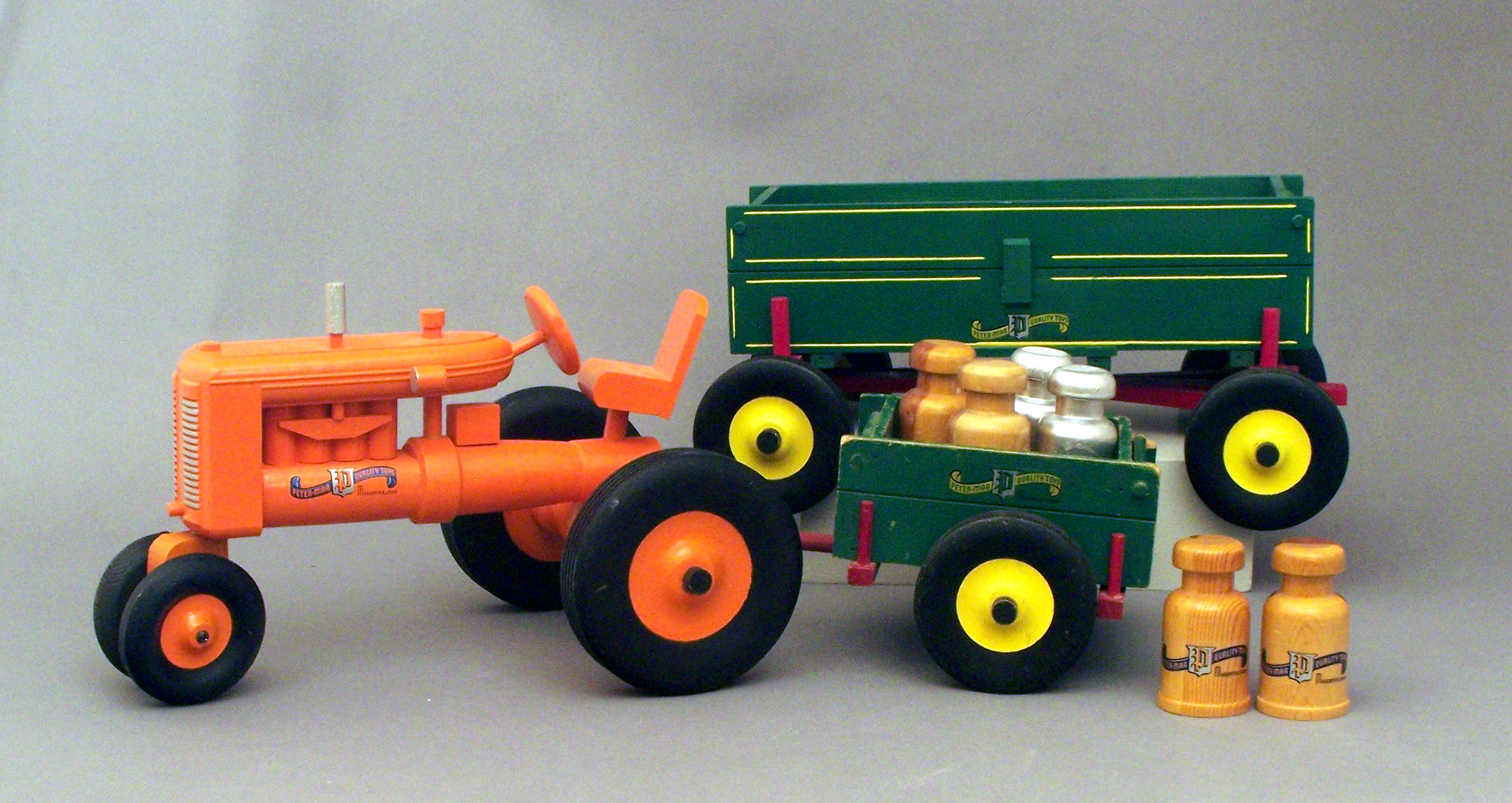 Peter Mar tractor group