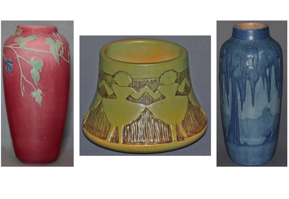 American Art Pottery Collection Image