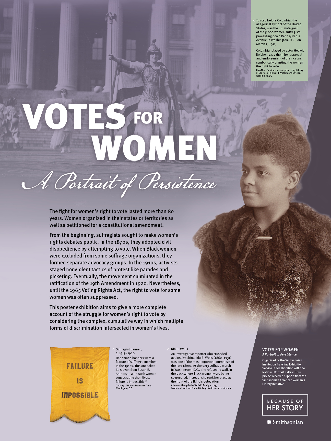 Votes Women posters F p1