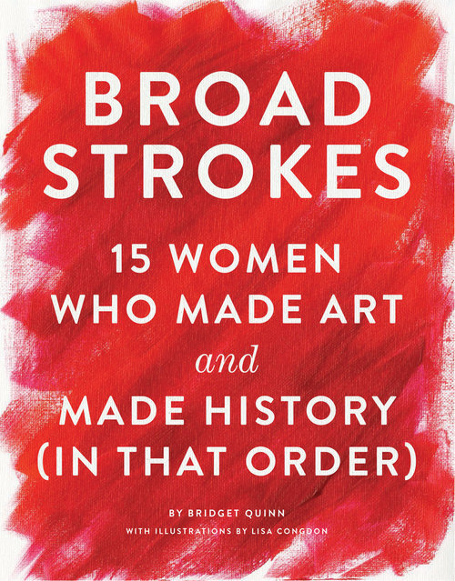 Booked on Art: Broad Strokes Image