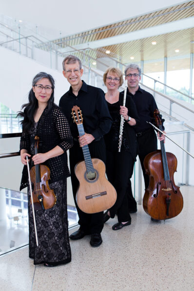 Red Cedar Chamber Music Presents: Brinton Reprise Image