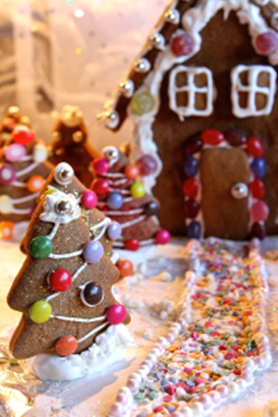 Gingerbread House Workshop December 5 Image