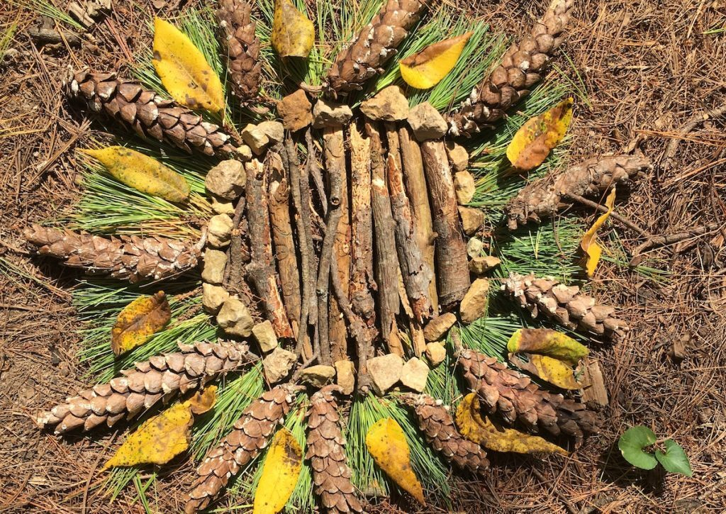 Kids' Saturday Workshop - Andy Goldsworthy Image