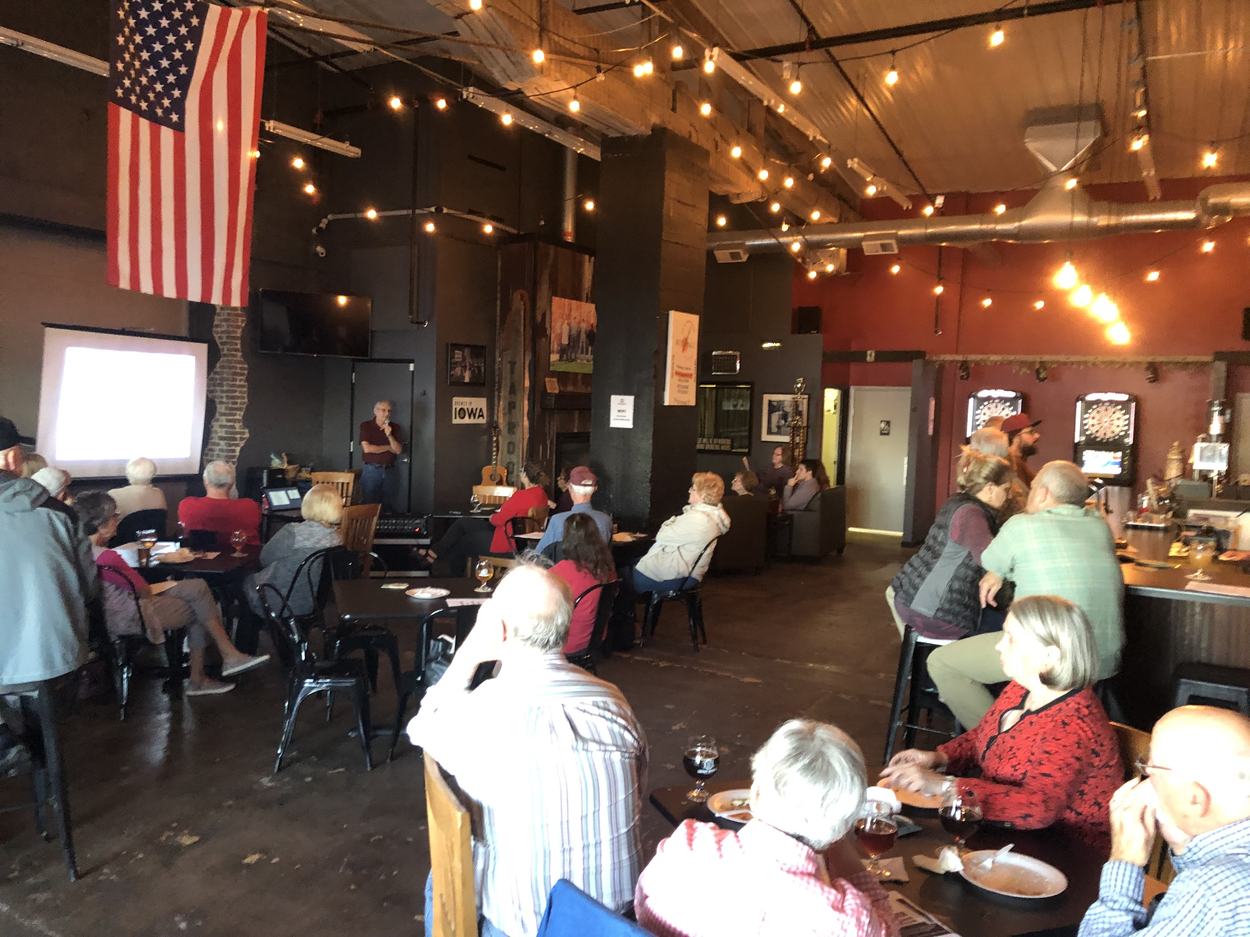 History on Tap Trivia Night at Contrary Brewing Co. Image