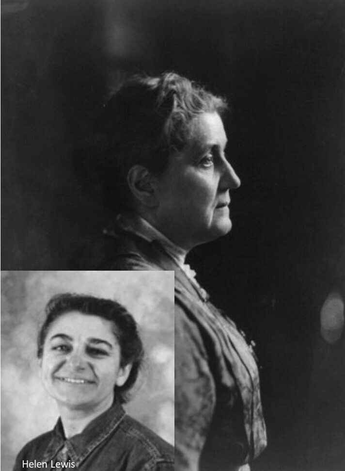 Voicing a Cause, Voicing a Self: Jane Addams at the Hull House Image