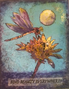 Acrylic Workshop with Kay Flanders, August 14 Image