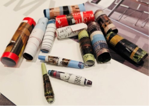 Kids' Saturday Workshop - Upcycled Paper Beads, July 24 Image