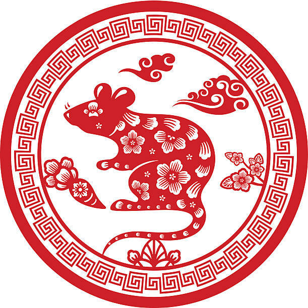 Chinese New Year- Year of the Rat Image